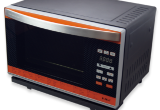 電磁波(マイクロ波)を放出しないレンジの調理実習会